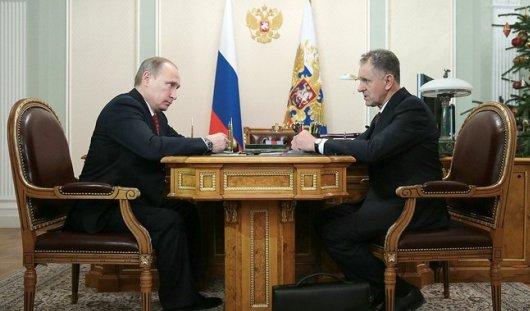 Александр Волков обсудил с Владимиром Путиным итоги развития Удмуртии