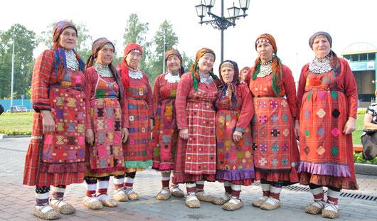 «Бурановские бабушки» выступят на Олимпиаде в Сочи