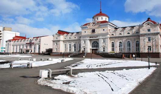 Отголоски теракта в Волгограде: вокзалы Ижевска обследуют полицейские с собаками