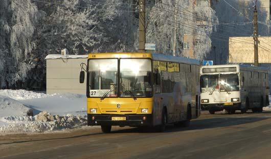 С 1 января пенсионеры Ижевска получат 40 бесплатных поездок в общественном транспорте