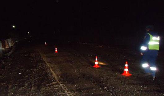 В Удмуртии под колесами фуры погиб пешеход