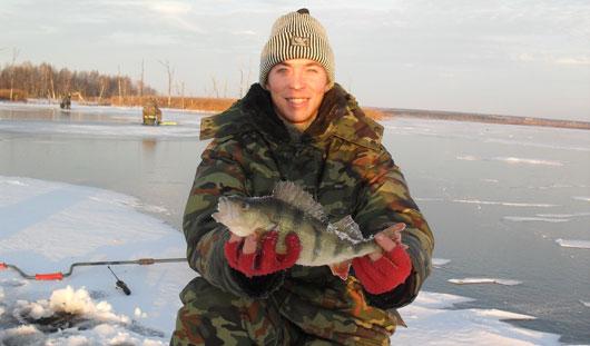 Зимние забавы: где в Удмуртии порыбачить