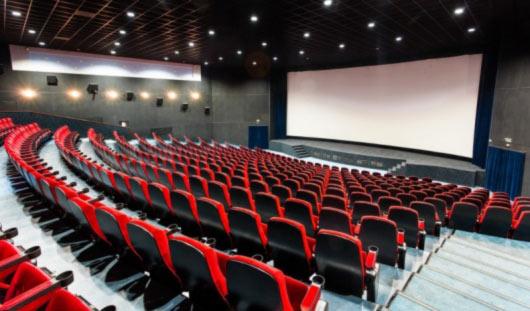 Первый кинотеатр с «парящим» изображением открылся в Ижевске