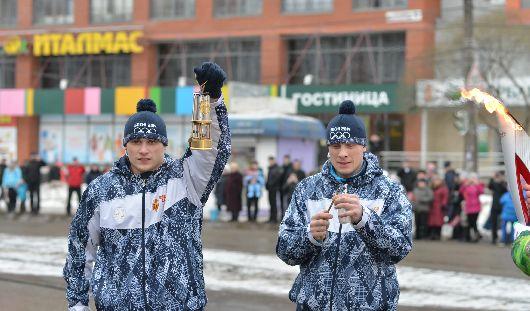 Какие дороги перекрыты в Ижевске в связи с проведением эстафеты?