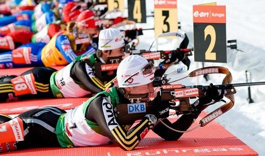 Валентина Назарова, биатлонистка из Удмуртии, заняла 65 место в спринтерской гонке этапа Кубка мира