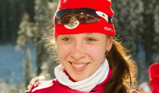 Биатлонистка Ульяна Кайшева стала второй на Всероссийских соревнованиях в Ижевске