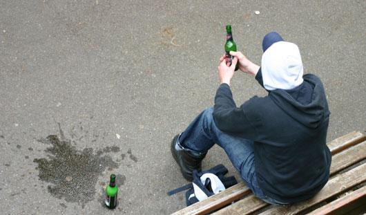 Ижевчан наконец начнут штрафовать за распитие алкоголя в общественных местах