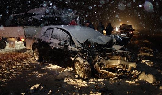 В аварии в Удмуртии погиб четырехлетний малыш