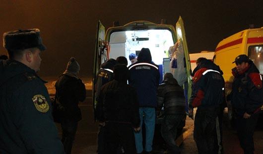 Воткинца, пострадавшего в теракте в Волгограде, отправили в Москву