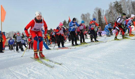 «Лыжня России» в Ижевске: в поддержку Олимпиады горожане пробегут символическую дистанцию в 2014 метров