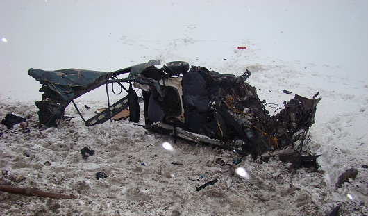 В аварии в Татарстане погибли четверо жителей Удмуртии