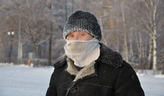 Морозы придут в Ижевск на этой неделе