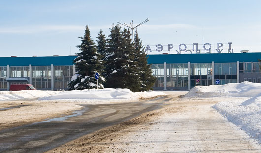 Аэропорт Ижевска может стать международным уже в следующем году