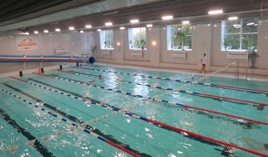 Центр спорта «Аксион»