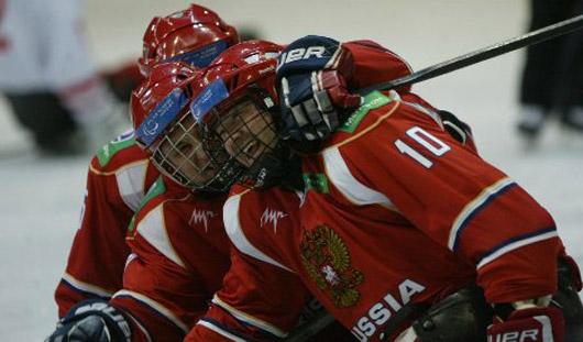 Сборная России с 6 следж-хоккеистами из Удмуртии снова одержала победу