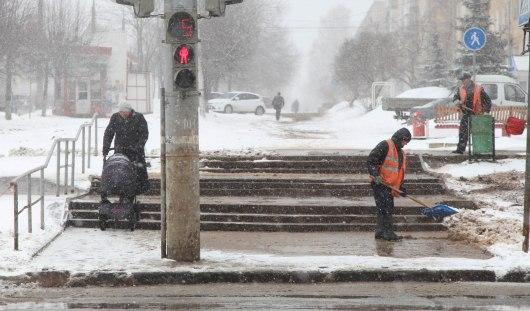 В пятницу Ижевск засыплет снегом