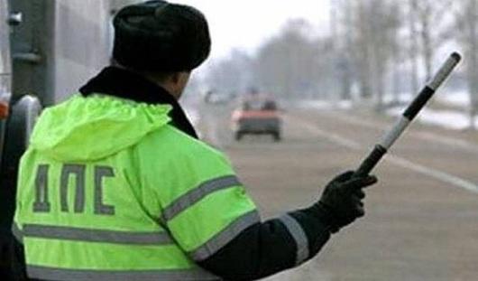 В Удмуртии водитель «приоры» попытался скрыться от автопатруля ДПС
