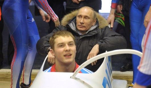 Путин не смог спрогнозировать медальный результат российской сборной на Олимпиаде в Сочи