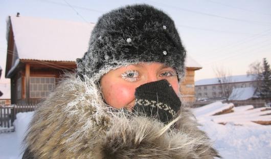 Морозы сохранятся в Ижевске до конца недели