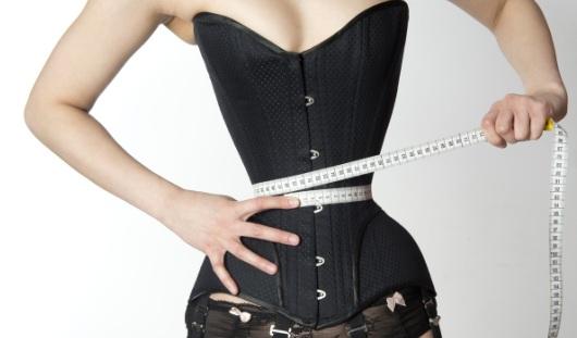 Характер женщины можно узнать по объему ее талии