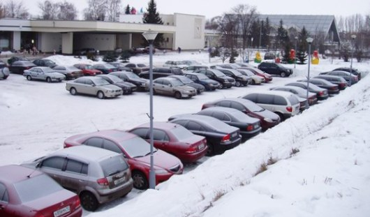Первые 5 ижевских автостоянок перешли под контроль города