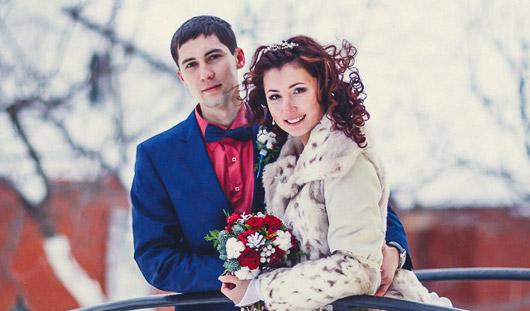 Ижевские молодожены: Загадал женитьбу на падающую звезду