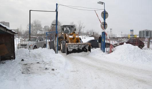 К апрелю 2014 года в Ижевске появится около 30 муниципальных автостоянок