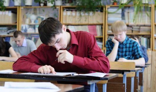 Ижевские школьники в этом году будут писать ЕГЭ под взглядом веб-камер