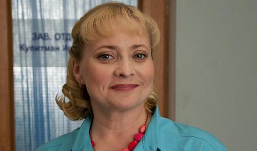 В новых сериях «Интернов» снялась 10-месячная дочка Светланы Пермяковой