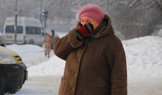 Морозы в Удмуртии усилятся до -37 градусов