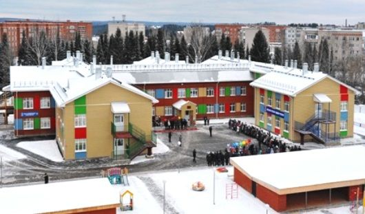 Удмуртия оказалась на первом месте в России по обеспеченности сельчан детсадами