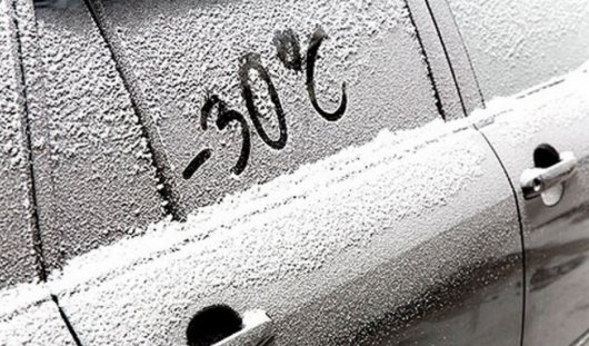 В Ижевске впервые за эту зиму зафиксировали -30