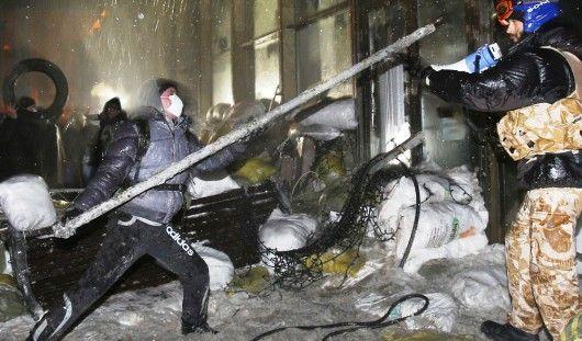Глава Минюста Украины пригрозила ввести в стране чрезвычайное положение