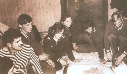День студента - 2: Ушаков встретил в вузе жену, а Вылегжанин мог стать журналистом