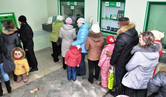 Ижевчане начали массово скупать валюту