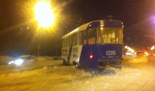 Морозный гудок и сошедший с рельсов трамвай: о чем утром говорят в Ижевске
