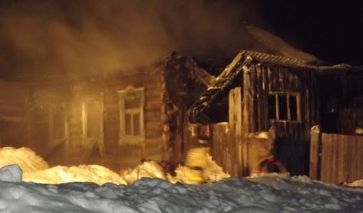 4 детей погибли при пожаре в Сюмсинском районе Удмуртии