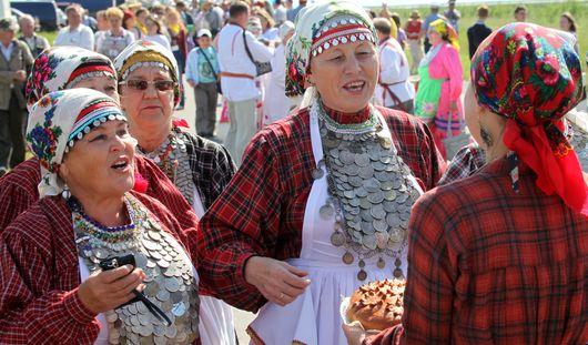 На празднование «Года культуры» в Удмуртии выделили 3 миллиарда рублей