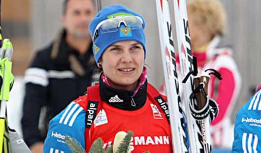 Российскую биатлонистку Ирину Старых вывели из состава олимпийской сборной