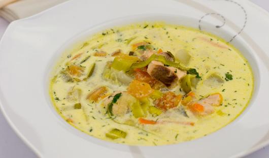 Кулинарный эксклюзив: спасаемся от морозов горячими супами