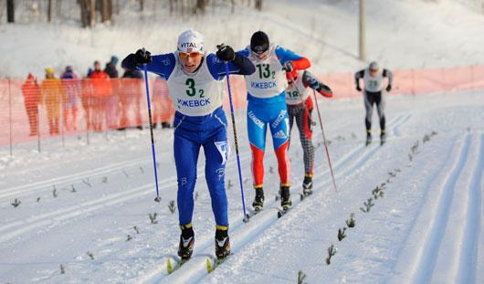 Лыжные гонки: одна из 4 дисциплин на Олимпиаде в Сочи, которую точно не пропустят ижевчане