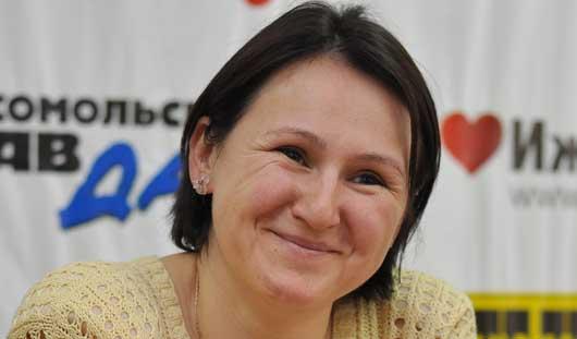 Стрелок из Удмуртии Наталья Падерина стала третьей на чемпионате России