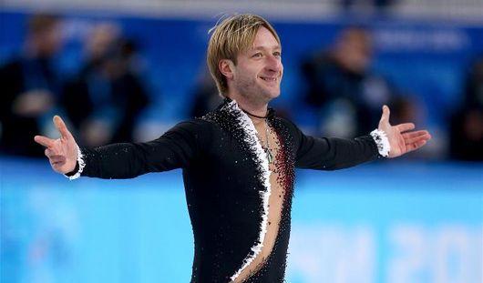 Российские фигуристы лидируют после первого дня соревнований на Олимпиаде в Сочи