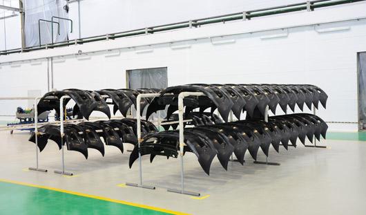 В Ижевске начали делать бамперы для «наших» Lada Granta