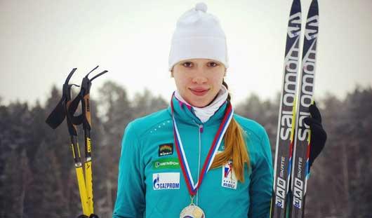 Биатлонистка из Удмуртии завоевала сразу три медали на чемпионате Европы