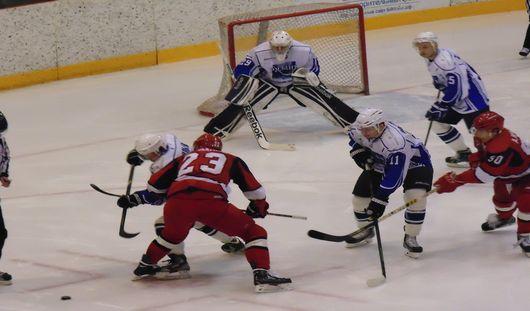 «Ижсталь» разгромила рязанских хоккеистов со счётом 6:1