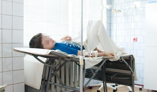 12 ижевских школьников подхватили кишечную инфекцию