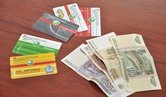 С 1 марта стоимость проездного на один вид транспорта в Ижевске вырастет до 880 рублей