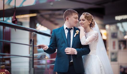 Ижевские молодожены: Сфотографировал девушку на свадьбе друзей, а она стала женой