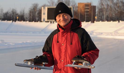 Конькобежец из Удмуртии Владимир Иванов: «Мне было стыдно за 7-е место на Олимпиаде!»